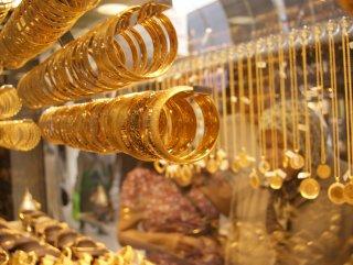 Altın fiyatları Düştü