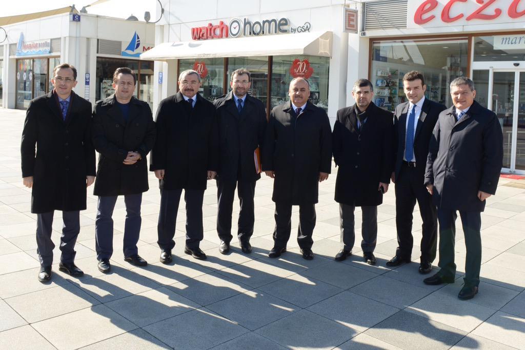 Belediye Başkanları Pendik'te Toplandı