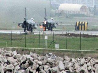 8. Ana jet Üst Komtanlığında IŞİD Alarmı!