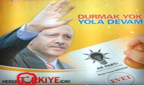 AK Parti Türkye Geneli Miletvekili Aday Listesi