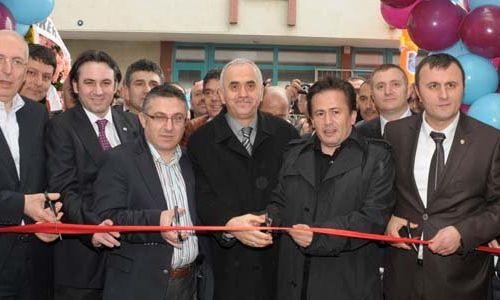Tuzla Trabzonsporlular Derneği açıldı