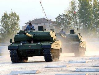 Milli tankımızın Motoruda Yerli Olacak
