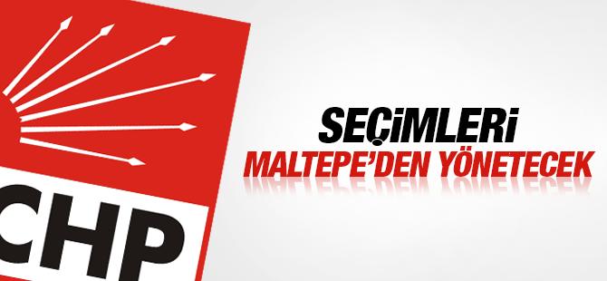 CHP'nin Seçim Üssü Maltepe Olacak