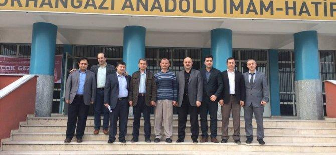 Talat Yavuz 'Okullardaki Değişimi Görüyoruz'