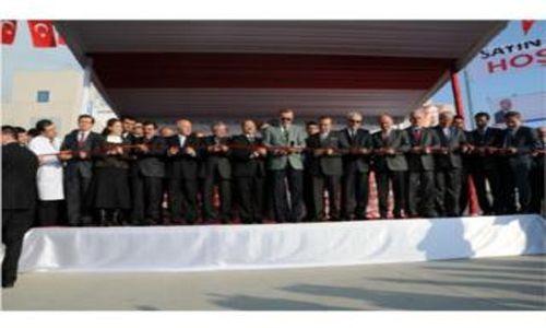 Pendik Eğiitim ve Araştırma Hastanesi Açıldı