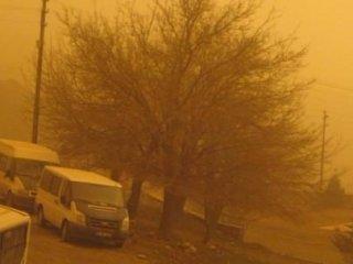 Meteoroloji'den Önemli Uyarı : Çamur Yağacak