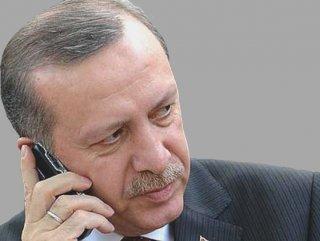 Erdoğan Suudi Arabistan Kralı'yla telefonda görüştü
