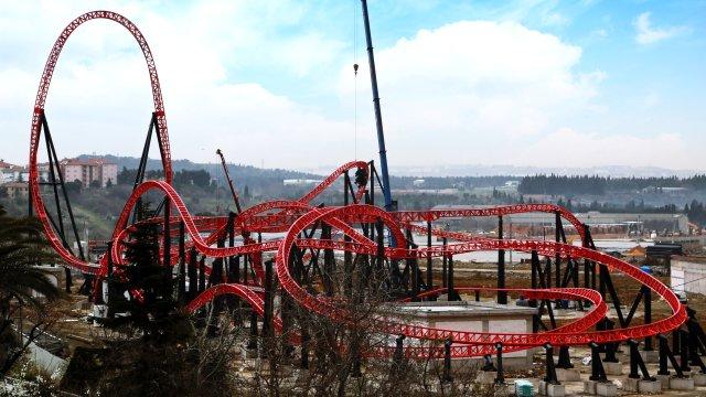 Hız Tutkunları Adrenaline Tuzla'da Doyacak