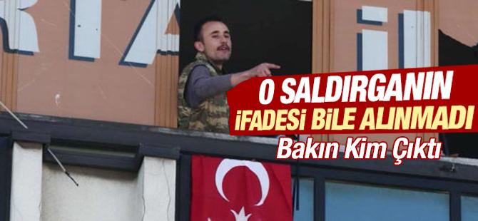 AK Parti Binasına Giren Saldırgan Bakın Kim Çıktı