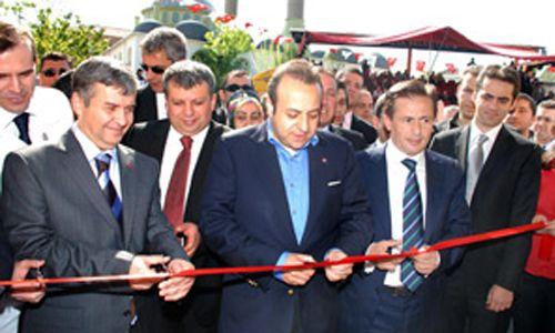Devlet Hastanesi Ek Hizmet Binası Açıldı
