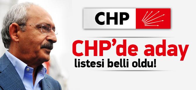 Chp'nin İstanbul Milletvekili Aday Listesi