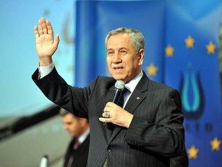 Arınç: Kürt halkı HDP'den çok bize güveniyor