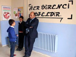 Aydın Hoca, Köy okulunu koleje çevirdi