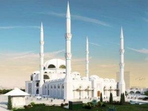 Antalya Dev Camii, Aynı Anda 30 bin Kişi İbadet edecek