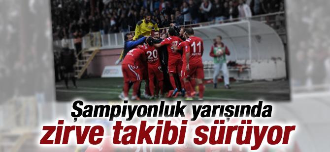 Şampiyonluk Yarışında Pendikspor'un Zirve Takibi Sürüyor
