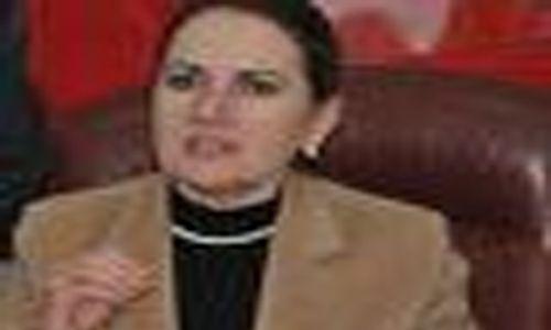 Akşener, Başınıza Türk Kadar Taş Düşsün