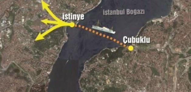 İstanbul trafiğine rahatlatacak yep yeni  proje