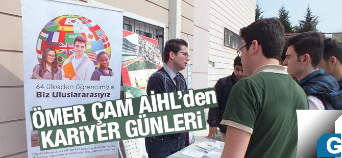 Ömer Çam AİHL'den Üniversite Öğrencilerine Yönelik Kariyer Günleri