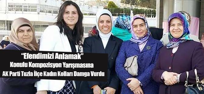 AK Parti Tuzla Kadın Kollarının Başarısı
