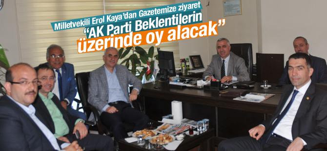 AK Parti Beklentilerin üzerinde oy alacak