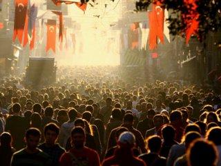 Türkiye nüfusunun yüzde 16,5'i genç