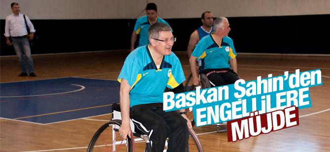 Engellilere Yaz Spor Okulu Açılacak