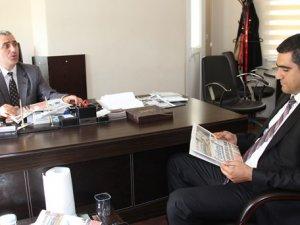 Pendik'in Çipras'ından Gazetemize Ziyaret