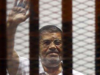 Mursi'ye verilen idam kararına ABD'den tepki geldi