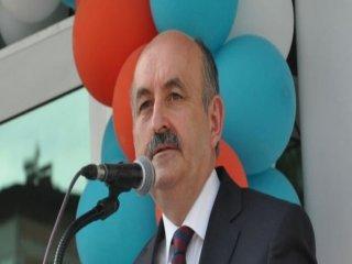 """Bakan Müezzinoğlu,""""Aile Diş Hemkimliği Dönemi Yolda"""""""