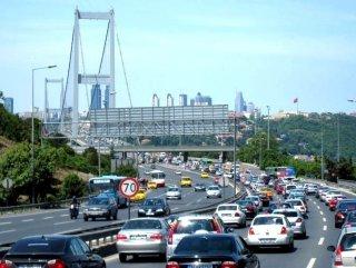 Köprü ve otoyollardan 277 milyon gelir sağlandı