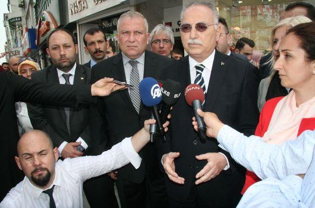 İhsanoğlu: MHP'ye verilen oylarda patlama yaşanacak