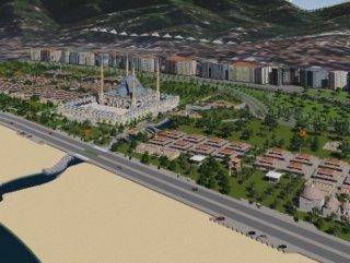 Rize'de denizin üzerinde yeni bir şehir kurulacak