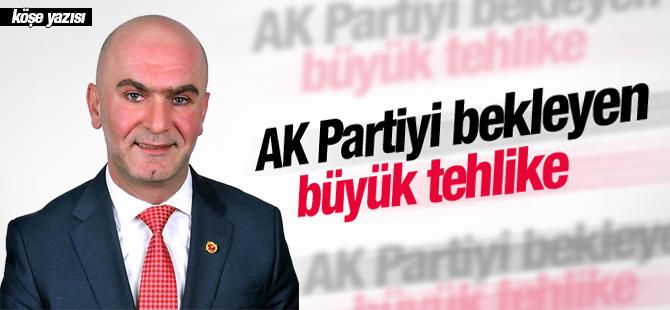 AK Parti'yi bekleyen büyük tehlike!