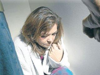 Kocasına Karşılık verdi Cezayı Aldı