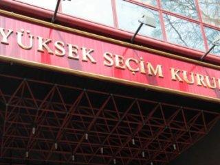 YSK seçim öncesi miting yayını yasağını kaldırdı