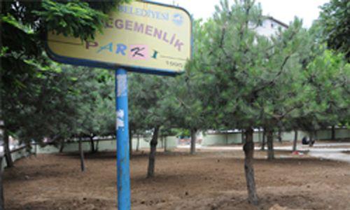Pendik´in Parkları Modernleşiyor