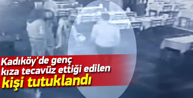 İşhanında tecavüz iddiasında zanlı tutuklandı