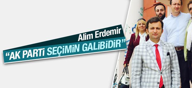 Erdemir: AK Parti Seçimin Galibidir