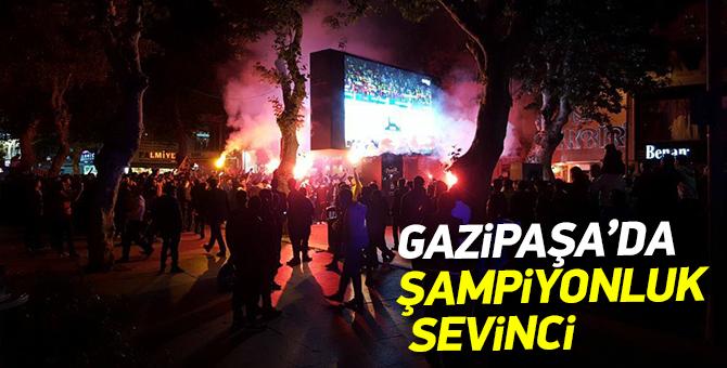 Pendik Gazipaşa'da Şampiyonluk Sevinci