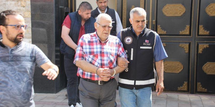 Hatay'daki kaçak silah operasyonunda 2 tutuklama