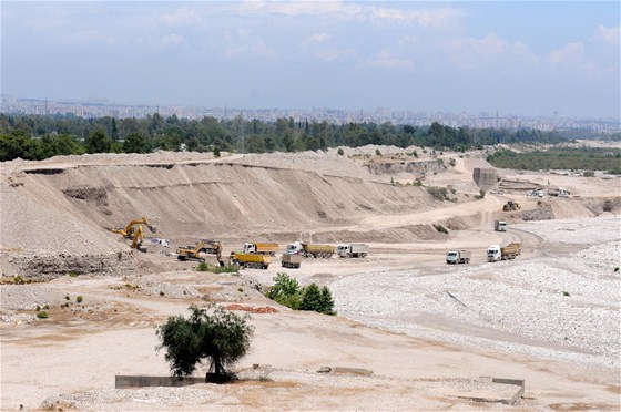 Antalya'da Altın Madeni Bulundu