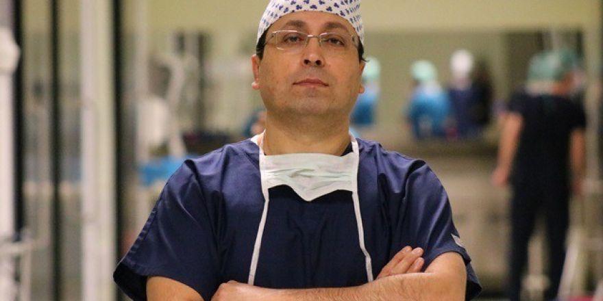 Üroloji ameliyatlarında robot dönemi