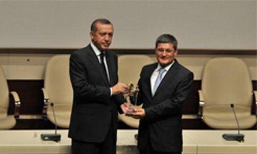 Başbakandan Gönüllülere Ödül
