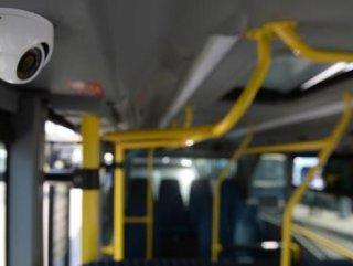 İstanbul'da toplu taşıma araçlarına kameralı sistem