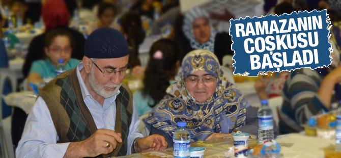 Ramazan Coşkusu Başladı