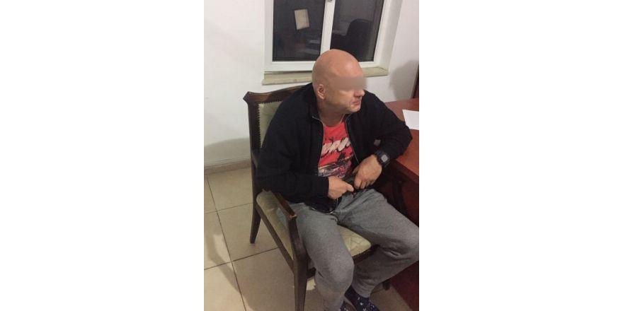 Alanya'daki evinde Hint keneviri yetiştiren Rus yakalandı