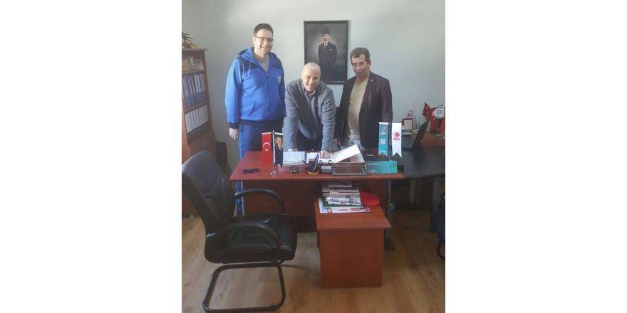 Yalova Group Belediyespor, Salman'la sözleşme tazeledi