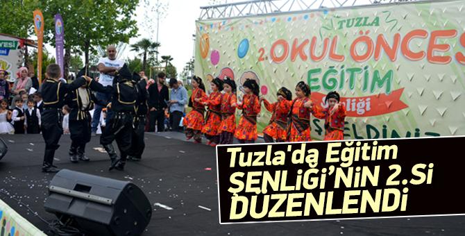 Tuzla'da Eğitim Şenliği'nin 2.si Düzenlendi