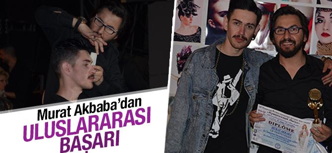 Murat Akbaba'dan Uluslararası Başarı