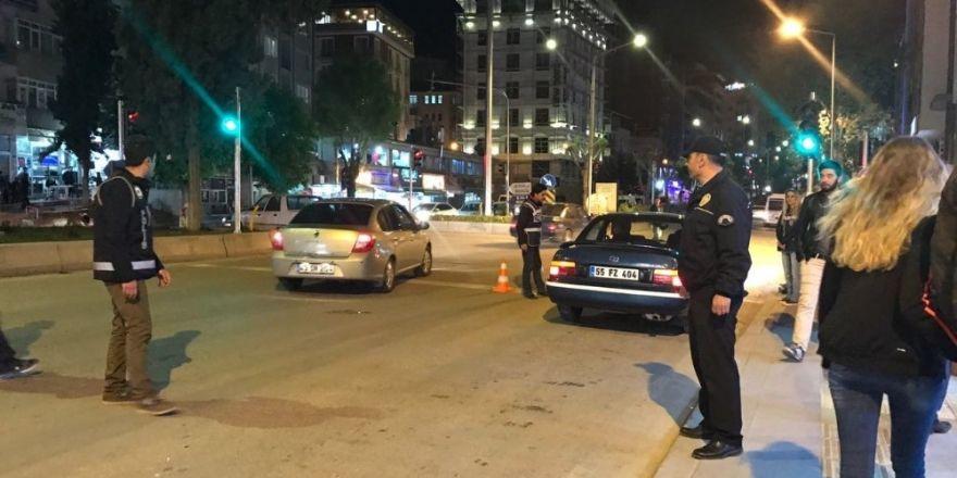 """Bilecik'te """"Türkiye Güven Huzur Uygulaması 6"""""""